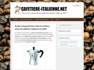 Le guide de la cafetière italienne