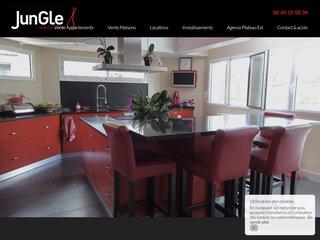 Agence immobilière vente et location à Rouen - JunGle Immobilier