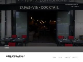 Restaurant bar à Serris