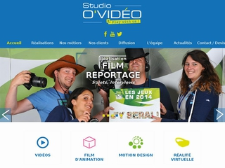 O'Video - creation de videos d'entreprise
