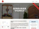Serrurier vignely