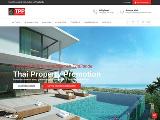 Thai property promotion