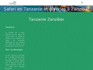 Tourisme en Tanzanie