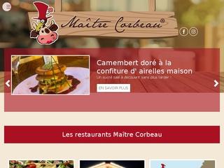 Maître Corbeau - restaurant de spécialités de fromage en Normandie
