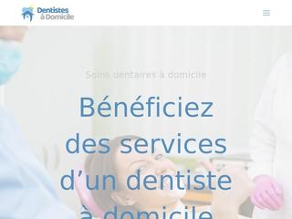 Trouvez un dentiste à domicile