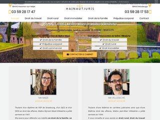Cabinet d'avocats à Avesnes-sur-Helpe, HAINAUTJURIS