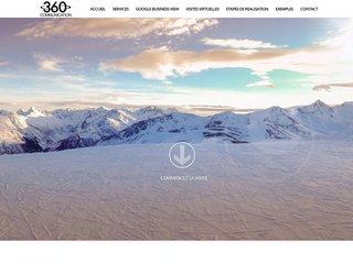 Réalisation de visite virtuelle 360
