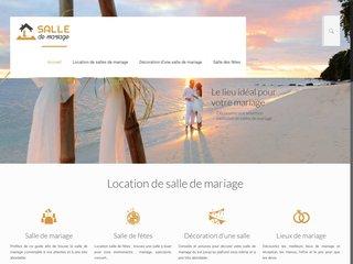 Un blog pour sur les salles de mariage