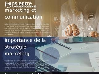 Tout sur la communication et les stratégies de marketing