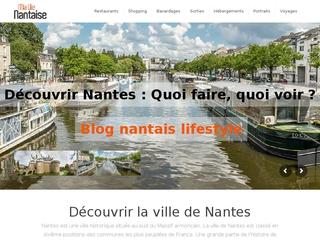 À la découverte de Nantes