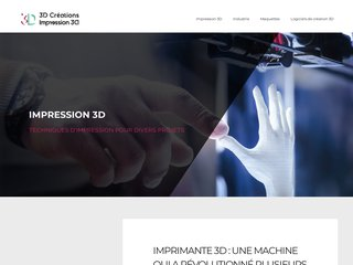 Création et impression 3D