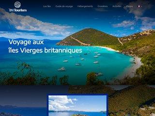 Vacances sur les îles Vierges britanniques