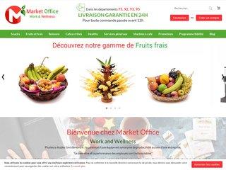 livraison fruits en entreprise