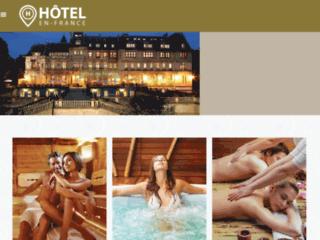 Trouver un bon hôtel en France
