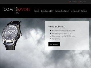 ComtéSavoie 1947 - Les montres assemblées en France