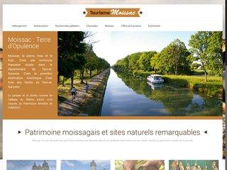 Faire du tourisme à Moissac