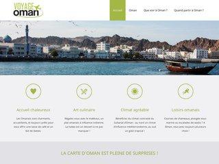 Guide de voyage à Oman