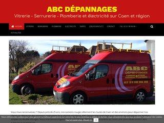 Dépannage électricité, plomberie Caen