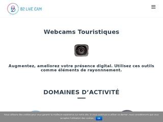 Les webcams touristiques avec nous