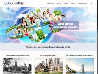 À la découverte du monde sur Blog Trotter