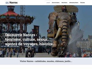 Découvrez le meilleur de Nantes avec 44 Nantes