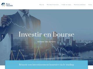 Apprendre à investir en bourse