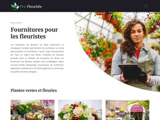 Pro Fleuriste