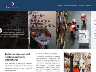 Import grossiste : les informations sur l'importation en gros