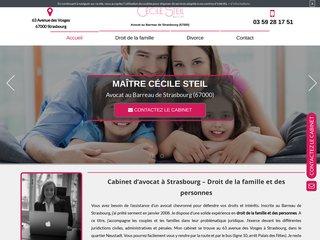 Votre avocat en droit de la famille à Strasbourg