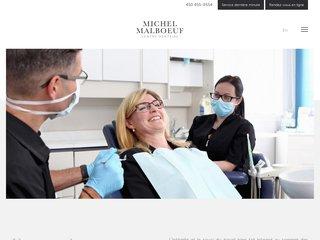 Dentiste à Vaudreuil