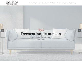 Les tendances déco sur votre blog de décoration