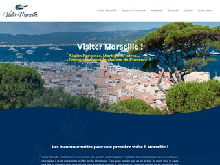 Le guide de la ville de Marseille