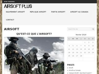 Airsoft Plus, Sport et Loisir