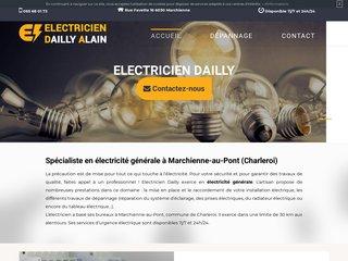 Artisan en électricité à Marchienne-au-Pont