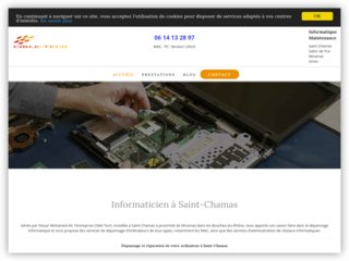 Dépannage et réparation ordinateur Saint-Chamas