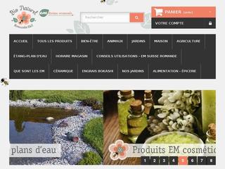Produits EM pour l'environnement