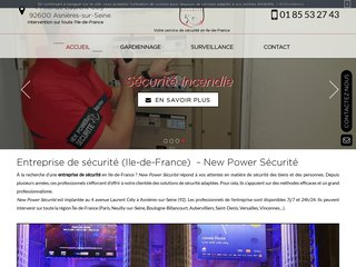 Société de sécurité privée à Paris