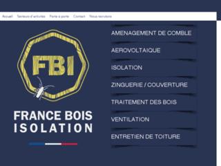 Isolation: FRANCE BOIS ISOLATION à Cournon d'Auvergne (63)