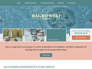BAGROWSKI Plombier