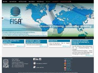 Machine Ultrason - FISA