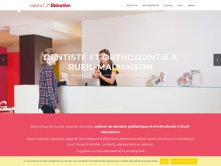 Dentiste pédiatrique 92 - Cabinet 21 Libération