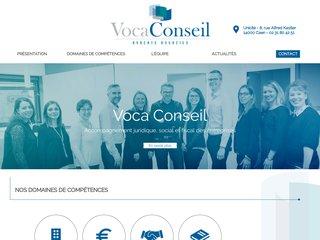 Voca Conseil - cabinet d'avocats en droit des affaires à Caen