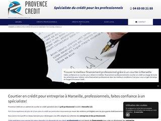 Courtage en financement professionnel à Marseille
