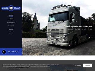 Transport de marchandises en Belgique