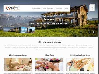Hôtel de luxe en Suisse