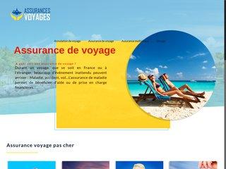 Assurances Voyages : voyager sereinement