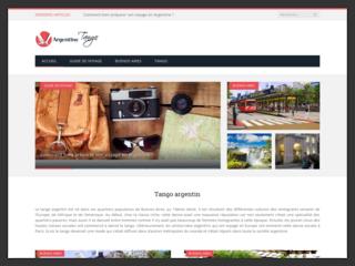 Argentine Tango, guide de voyage et d'informations sur l'Argentine
