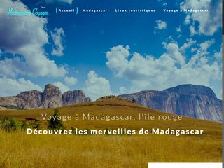 Voyages à Madagascar