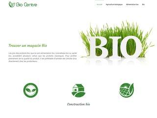 Bio Centre, le portail dédié au monde bio