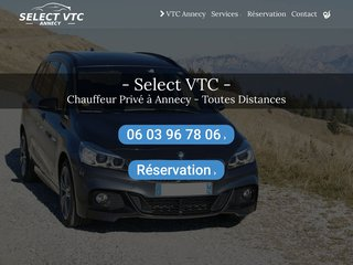 Select VTC Annecy